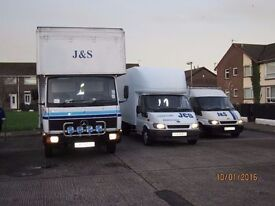 2 men and a van for hire ...J&S Removals