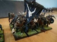 Warhammer Beasts of Chaos Beastmen Regiment