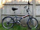 Folding bike £30
