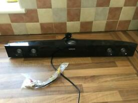 "Samsung HW-E350 32"" Soundbar Black built in sub"