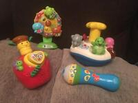 Musical Toy Bundle - Baby
