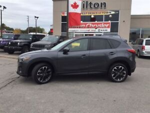 2016 Mazda CX-5 GT AWD|LEATHER|NAVIGATION|SUNROOF