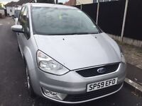 Ford Galaxy Diesel 5dr MOT 25/01/2017 Great Family Car