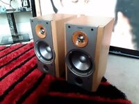 SONY SPEAKERS, PERFECT WORKING ORDER