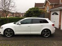 Audi A3 S Line Black Edition