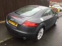Audi TT Quatro 3.2 Petrol | 2007 Model In Dolphin Grey | Manual | Lovely Condition | Bargin | Cheap