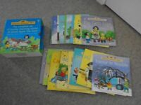 Usborne box set of books