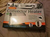 Sentik convector heater