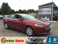 2015 Ford Fusion SE London Ontario Preview