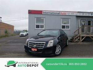 2010 Cadillac CTS 3.0L LUXURY | AWD | PANO ROOF | BLUETOOTH