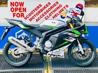IMMACULATE 2014 RIEJU RS3 125cc YZF R125 UK DELIVERY