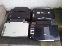 4 EPSON PRINTERS AND HIPPO GOLF BAG FREE TO COLLECT