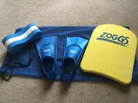 Swimming Training Set and bag
