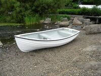 FISHING DINGHIES FROM 9FT6 TO 16FT DIRECT FROM THE BUILDER - GREAT PACKAGE DEALS - BOATS FROM £1450