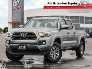2018 Toyota Tacoma SR5 6500LB towing capacity and great resal...