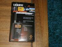 Uniden bearcat portable scanner