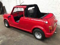 Early Austin Morris Mini Convertible. MINT. 56,000 Miles. 12 Months MOT