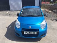 Suzuki Alto 1.0 LOW INSURANCE, £20 ROAD TAX, very clean
