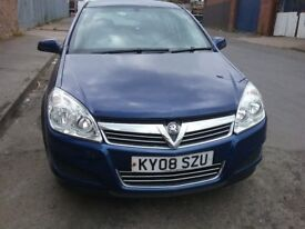 Low Mileage Vauxhall Astra Petrol 1.4 Full Year MOT Excellent Condition Throughout Fantastic Runner