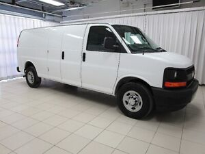 2017 Chevrolet Express 3/4 TON EXTENDED 5DR CARGO VAN 2PASS