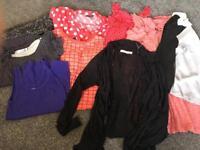 Women's clothes bundle 8/10