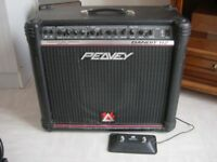 peavey bandit 112 transube guitar amplifier