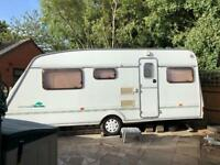 Fleetwood Countryside 165-5 Caravan