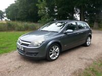 VAUXHALL ASTRA DESIGN 1.7 CDTI TOP SPEC 12 MONTHS MOT STUNNING EXAMPLE EXTREMELY CLEAN CAR! £995