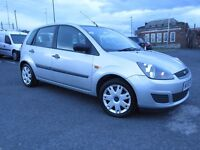 2006 Ford Fiesta 1.4TDCi Style Climate Manual Hatchback Low Mileage only 130771