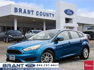 2015 Ford Focus SE - CLEAN CARPROOF!