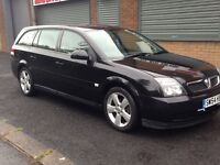 Vectra estate, low mileage, bargain workhorse