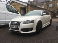White Audi S3 - Great Spec - Great Car - Must Read!