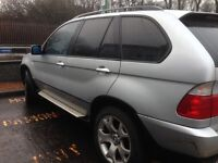 BMW X5 lpg for sale or part X may swap