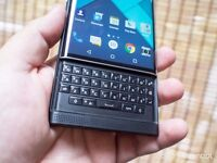 Blackberry Priv for sale. Fantastic condition, hardly used. unlocked, no box with a charger