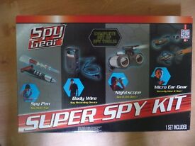 Super Spy kit