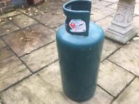 Empty Italian 13kg gas bottle £5