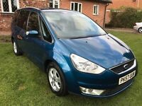 Fantastic Value 2007 57 Ford Galaxy 1.8 Tdci Zetec 7 Seater People Carrier FSH Sept 17 MOT History