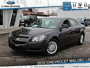 2010 Chevrolet Malibu **LS*AUTOMATIQUE*CRUISE*A/C**