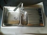 Unused Lamona Stainless Steel Sink
