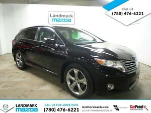 2011 Toyota Venza V6 AWD /LOW KMS !!