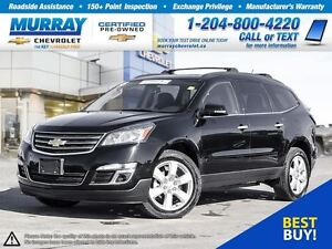 2016 Chevrolet Traverse LT 1LT * Heated Seats, Rear View Camera*