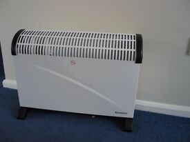 SILVER CREST CONVECTION HEATER