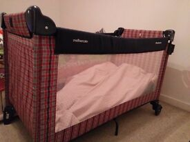 Folding bed available for sale