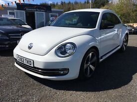 2012 Volkswagen Beetle 2.0 TDI, 12 MONTHS WARRANTY, Finance Available