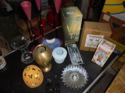 Nr. 84 Vasen Kerzenhalter Schalen Keramik Wiederverkäufer Trödel