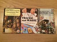 Retro ladybird books