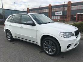***2013 BMW X5 M50 D 7SEATER+FULL BMW HISTORY+1 PRIVATE OWNER+FULLY LOADED+£9000! OPTIONAL EXTRAS***