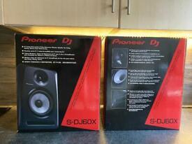 Pioneer Speakers S-DJ60X (x2)