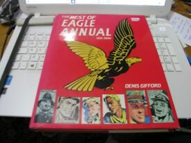 Eagle Vintage Christmas Annual 1951 to 1959 Weymouth Free Local Delivery