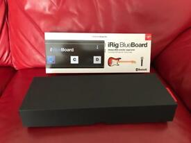 iRig BlueBoard - Bluetooth MIDI floor controller for iOS